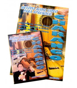 2-CD method to learn to play the Charango